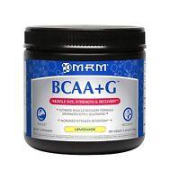 Mrm Bcaa+g Lemonade 180 Bottle Free Shipping