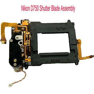 Details about Original For Nikon D750 Shutter Blade Assembly Replacement  Repair Camera Parts