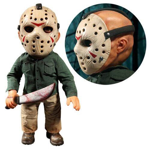 Friday the 13th Jason Voorhees avec son 15 POUCES Mega-Scale Figure 06JME01
