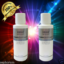 2x Obagi Clenziderm M.D. Daily Care Foaming Cleanser, 4oz / 118ml,*EXP 06/2018