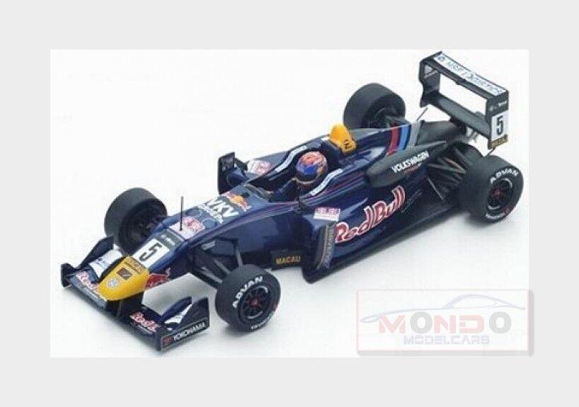 Dallara F3  F314 Macau Gp 2014 M.Verstappen blu  SPARK 1 43 SA105