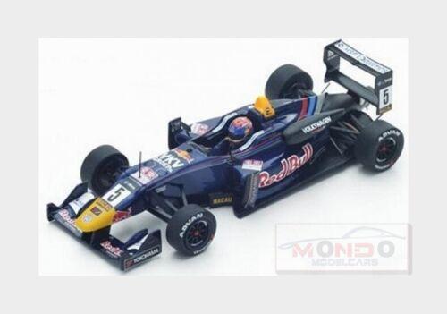 Dallara F3  F314 #5 Macau Gp 2014 M.Verstappen Blue  SPARK 1:43 SA105