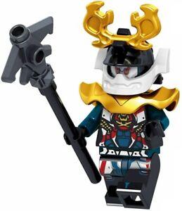Ninjago Samuria X NYA Söhne Garmadon Lloyds Custom Lego Mini Figur Ninja Spielzeug