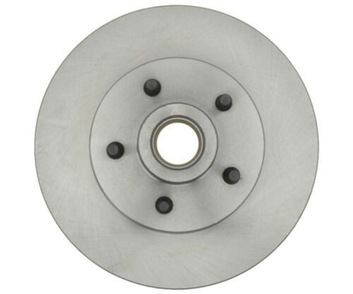 Disc Brake Rotor and Hub Assembly-R-Line Front 66193R fits 1990 Lincoln Town Car