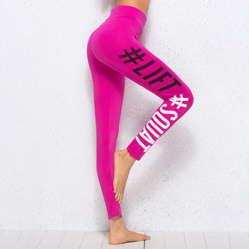 Women Slim Fit Stretchy Gym Sport Joggers Ladies Skinny Casual Yoga Trousers N7