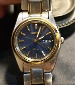 Ladies-Seiko-Solar-V138-0AA0-Wristwatch