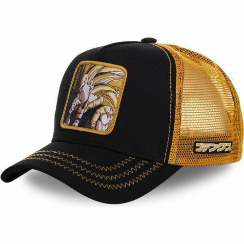 Dragon Ball Casquette Réglable en Coton Casquette De Baseball Hommes Femmes Hip Hop papa Hat Trucker
