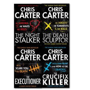 Chris-Carter-Crime-Thriller-Adventure-Collection-4-Books-Set-Paperback-English