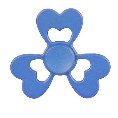 Unito Hand Spinner Fidget Haute Qualité - Métal - Fleur - Roulement Promuovere La Salute E Curare Le Malattie