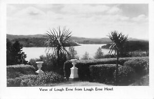 Vintage-Postcard-View-of-Lough-Erne-from-Lough-Erne-Hotel-Fermanagh-Unposted
