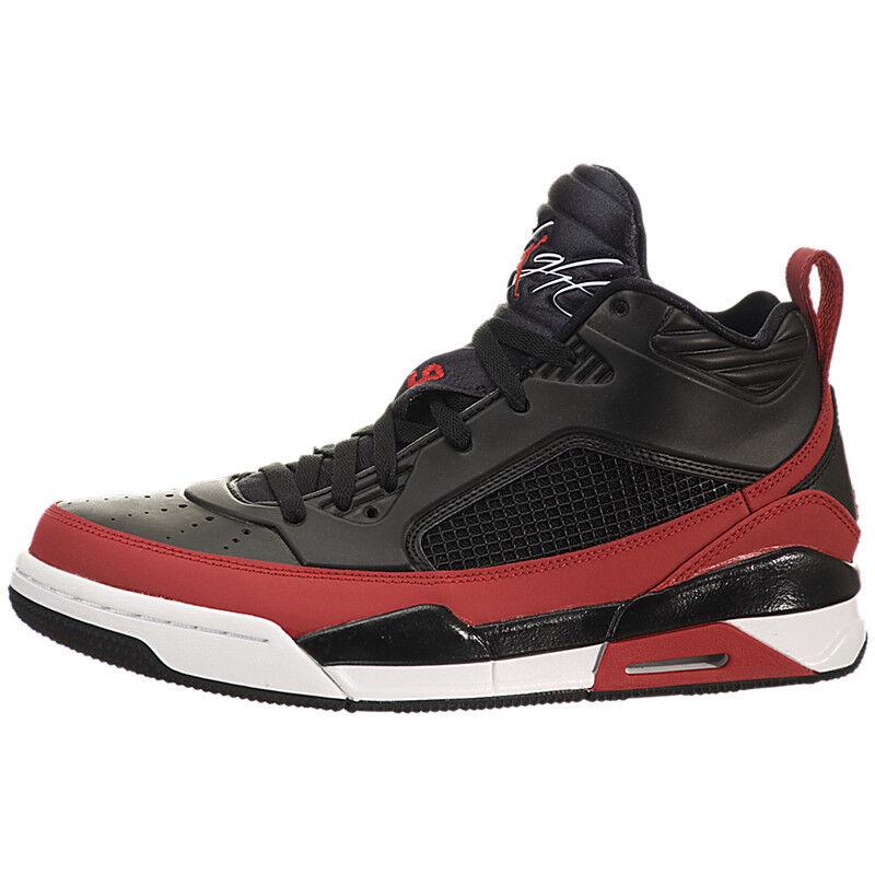 Nike Men's Jordan Flight Shoes NEW NEW Shoes AUTHENTIC Black/Gym Red/White 654262-002 40fd32