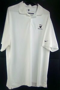 Nike-Golf-Mens-Polo-SZ-XXL-Dry-Fit-Embroidered-Disney-Cruise-Line-Mickey-Mouse