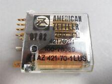 new LOT of 20 x ZETTLER AZ8-1CH-24DSEA 6A 300V Epoxy Sealed RELAY