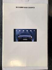 BMW Série 8 (840 Ci & 850 Ci & 850 CSI)