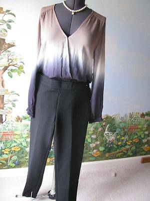 "Tory Burch ""Emily Pant"" Black women Dress Pant Size 6 NWT"