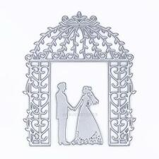 Metal Wedding Cutting Dies Stencil for DIY Scrapbooking Album Paper Card Diary