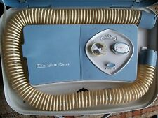 Vintage Sears Hair Dryer in Suitcase System