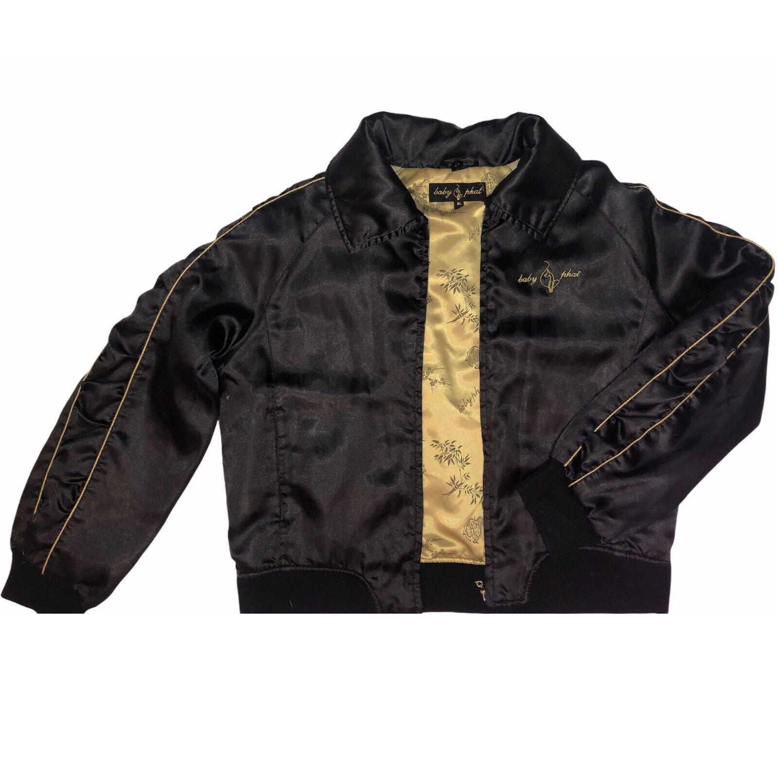 BABY PHAT - Black Jacket