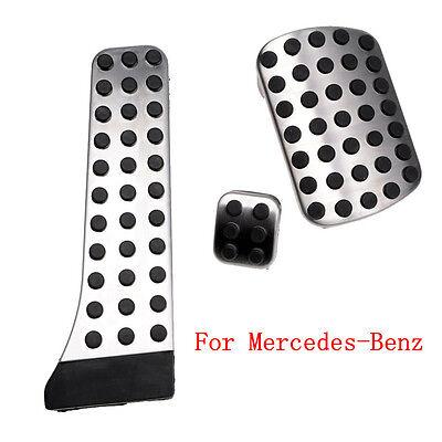 AMG Aluminium Fuel Foot AT Pedal FOR Mercedes Benz W212 R172 R231 E SLK SL Class