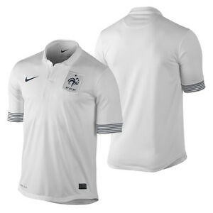 detailing 63edf 88207 Image is loading Nike-France-Official-Euro-2012-Away-Soccer-Jersey-