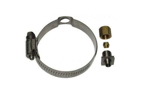 EGT Probe /& Digital Pyrometer Kit with Muffler Clamp