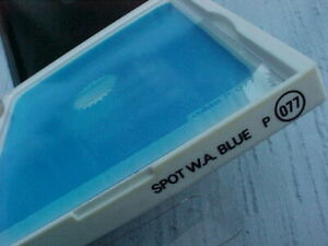 Brand-New-Cokin-P-Series-P-077-Spot-W-A-Blue-Filter-in-Cokin-Acrylic-Case