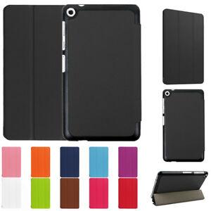 Tasche-Fuer-Huawei-Mediapad-T3-8-034-Tablet-PC-Faltbare-Schutzhuelle-Cover-Huelle-Etui
