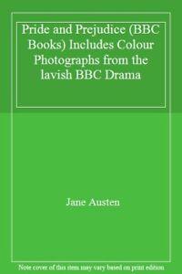 Pride-and-Prejudice-BBC-Books-Includes-Colour-Photographs-fr-9780563371908
