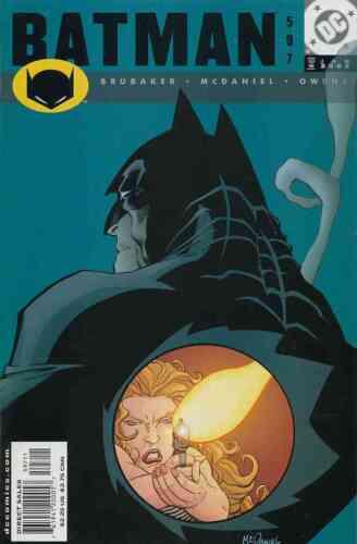 BATMAN #597 NEAR MINT 2002 DC COMICS