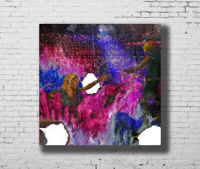 Lil Uzi Vert Rap Music New Custom Ablum Album Cover 24 27x27 Fabric Poster E1045