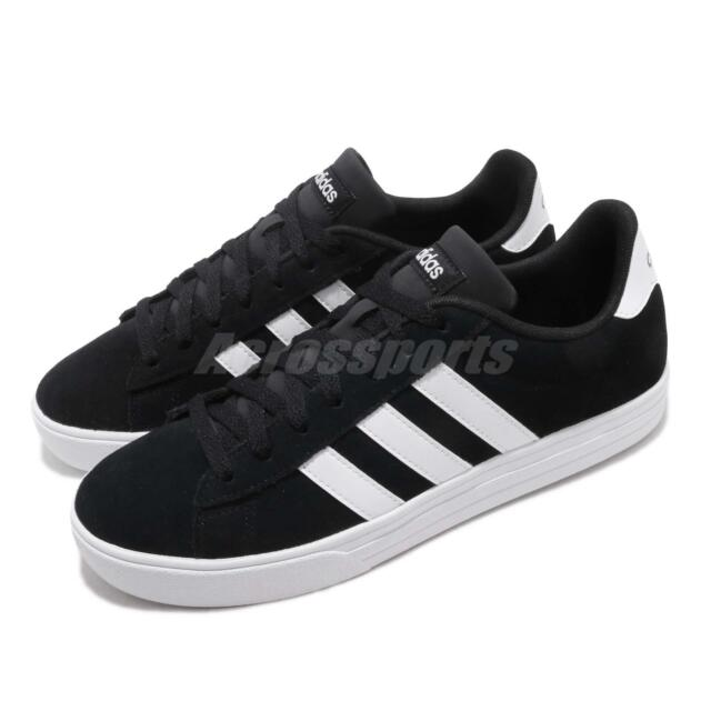 release date: 02116 7ce0c adidas Neo Daily 2.0 Black White Mens Lifestyle Casual Shoes Sneakers DB0273
