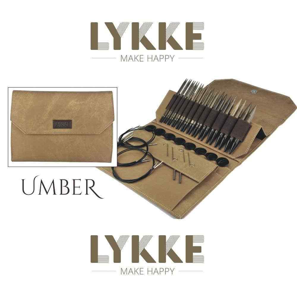 :Driftwood Interchangeable Gift Set: Lykke UMBER Brand New