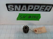 NOS Snapper Pinion Gear 1-0964 240-307