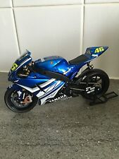 Rossi  Minichamps 1:12 Jerez 2007 Test Bike Conversion