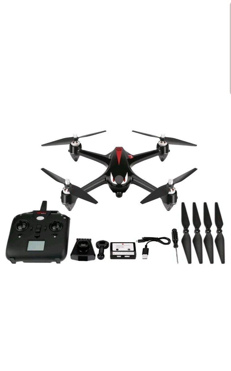 MJX Bugs 2 B2C 2.4GHz 4CH  Brushless RC Drone RTF Quadcopter GPS HD 1080P telecamera  di moda