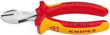 Knipex Kompakt Seitenschneider X-Cut Zange 160 mm