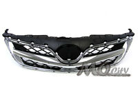 Front Replacement Grille Grill For Toyota 2011-2012 Corolla Chrome 11 12