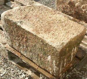 1 anciens maisons Grès Naturelles Mur de pierre fontaine pierres sandsteine maçonnerie-n Natursteinmauer Brunnensteine Sandsteine Mauerwerkafficher le titre d`origine caN7ZCTn-07213240-7168877