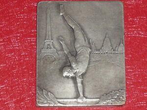 Coll-Jean-DOMARD-SPORTS-MEDAILLE-BRONZE-53e-FETE-FEDERALE-1931-EXPO-COLONIALE