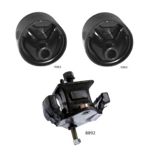 3 PCS Motor /& Trans Mount For 1994-1997 Totoyta Previa 2.4L Supercharger