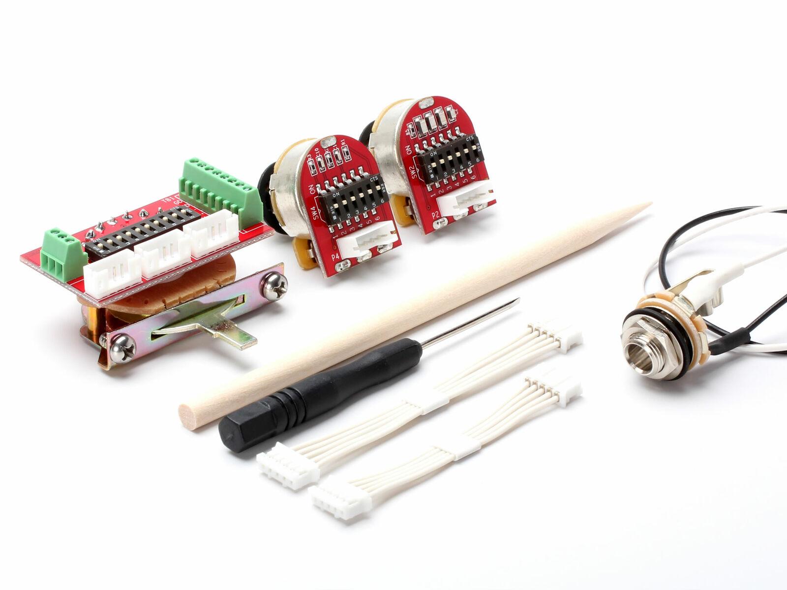 NG03 Kit, 5-Way Rear-Rout, VT, Split-Shaft