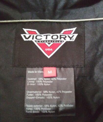 Victory motorcycle jacket mens