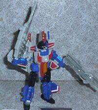 Hasbro Transformers Energon Combat Class Starscream 2004 on Card
