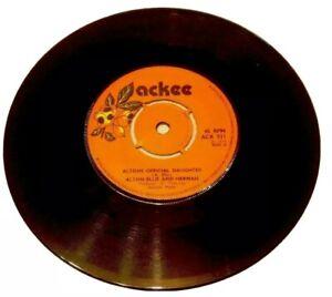 ALTON-ELLIS-amp-Herman-7-034-Mint-1973-Altons-Official-Daugh-ACK-511