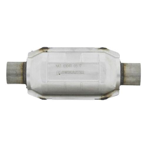 "2/"" Flowmaster Universal Catalytic Converter High Flow Stainless 2220120"