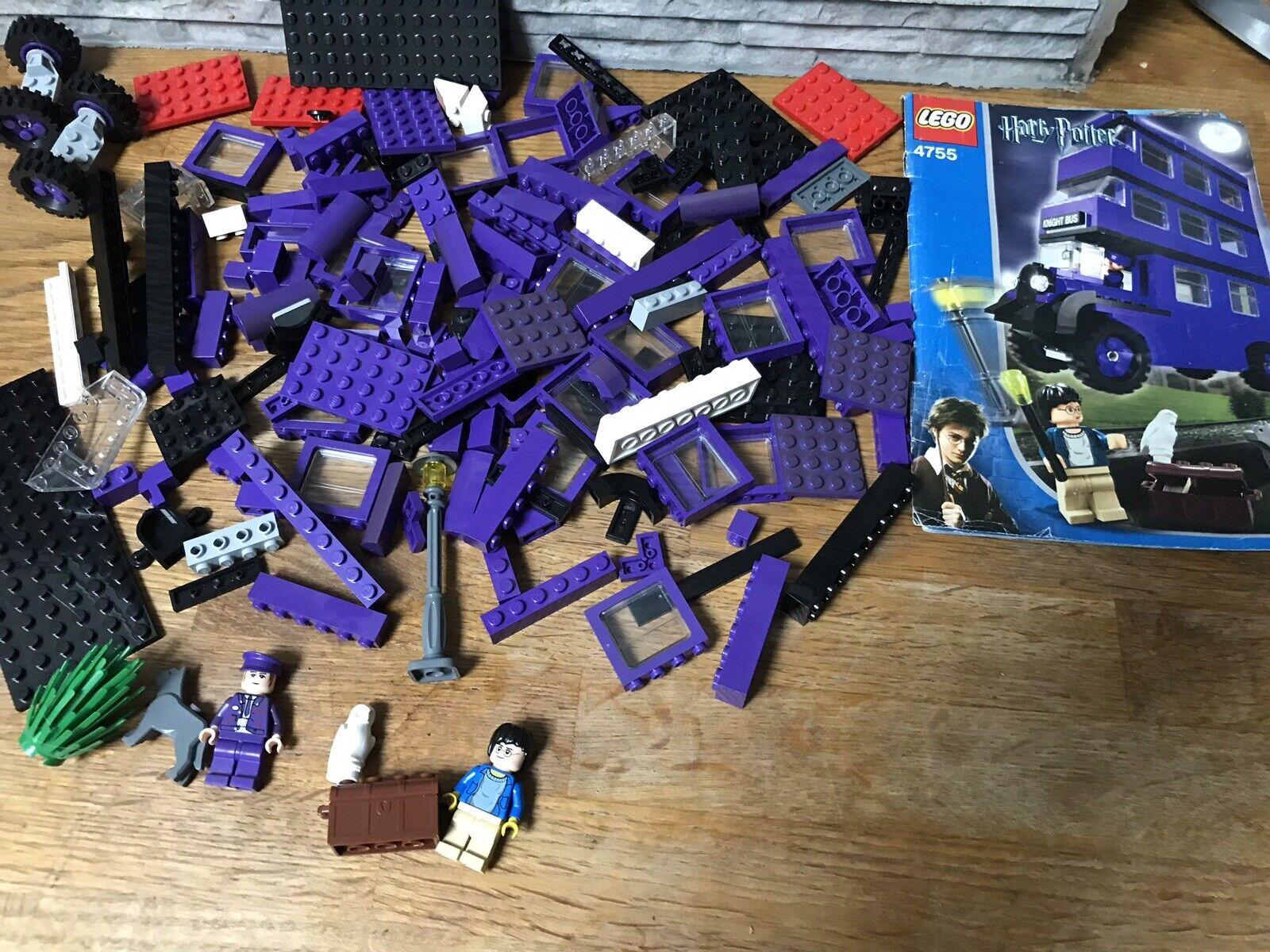 Lego Harry Potter Knight Bus set 4755