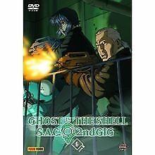 Ghost in the Shell - Stan von Kenji Kamiyama | DVD | Zustand sehr gut