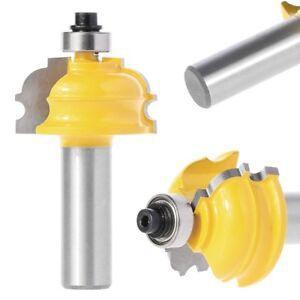 Router-Bit-1-2-039-039-Shank-Cove-Shaker-Woodworking-Carpenter-Chisel-Cutter-Tool