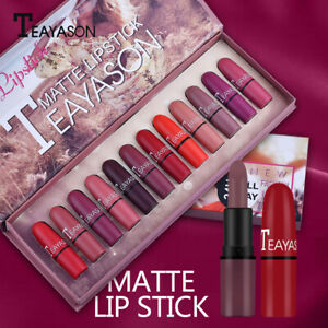 12pcs-Beauty-Matte-Liquid-Lipstick-Lip-Gloss-Kit-Waterproof-Makeup-Lipgloss