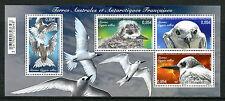 FSAT TAAF 2017 MNH White Tern 4v M/S Terns Birds Stamps
